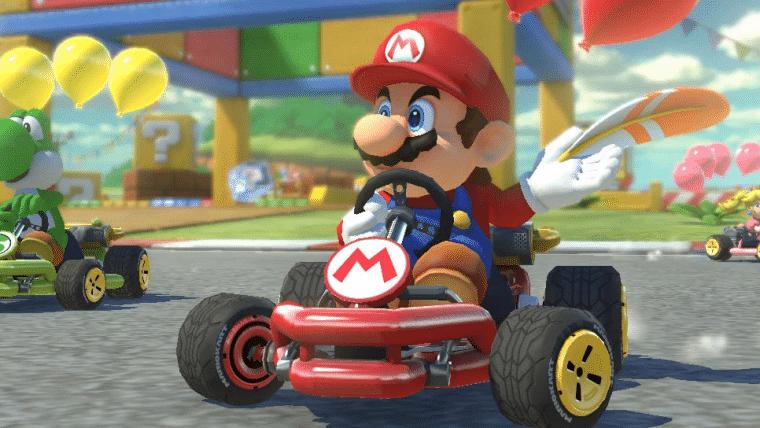 Mario Kart Tour estabelece novo recorde de downloads entre jogos mobile da Nintendo