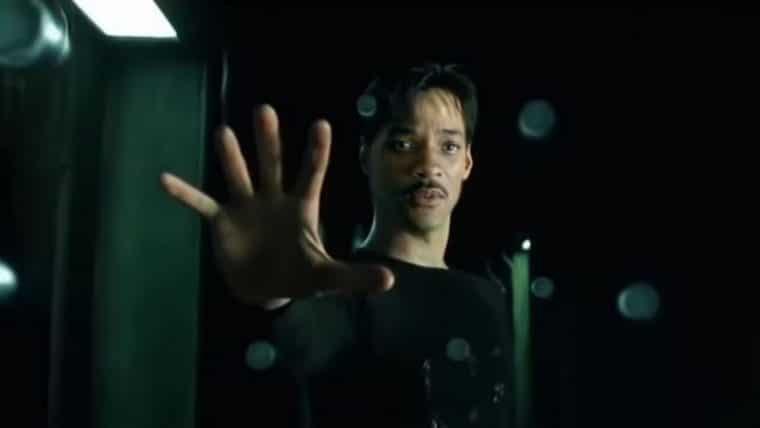 Matrix | Vídeo deepfake mostra como seria Will Smith como Neo