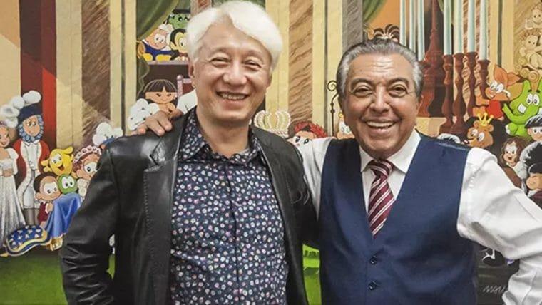 Mauricio de Sousa vai finalizar obra inacabada de Osamu Tezuka sobre a Amazônia