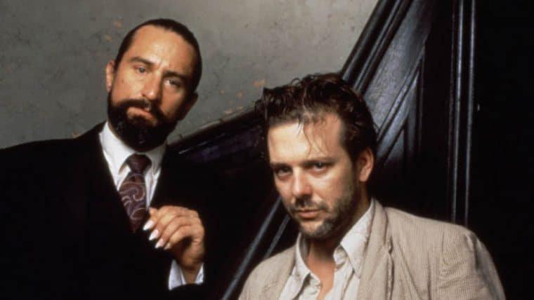 O Irlandês | Mickey Rourke diz ter sido cogitado para o filme, mas Robert De Niro impediu