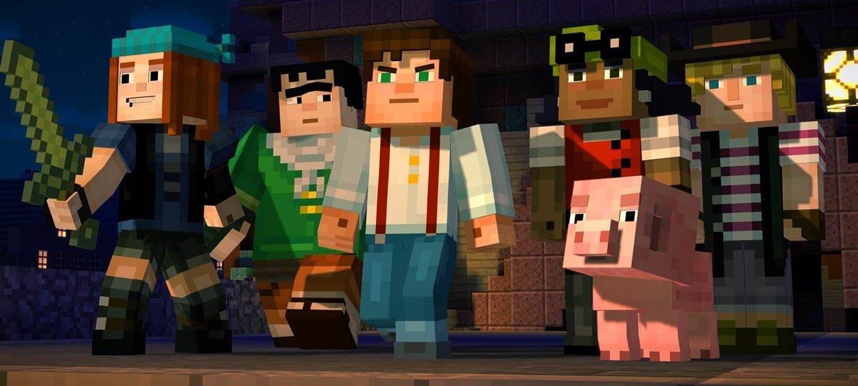 Minecraft vai ganhar sistema de criação de personagens