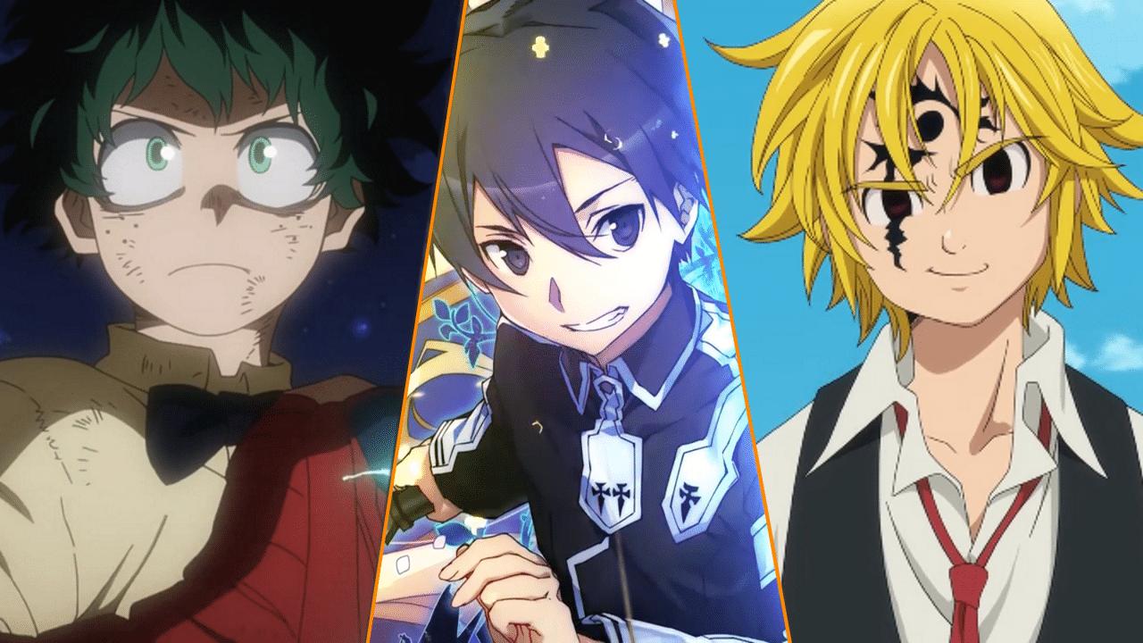 My Hero Academia, Seven Deadly Sins e mais: veja os animes que chegam na próxima temporada