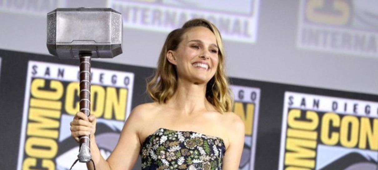 Natalie Portman explica ausência em Thor: Ragnarok