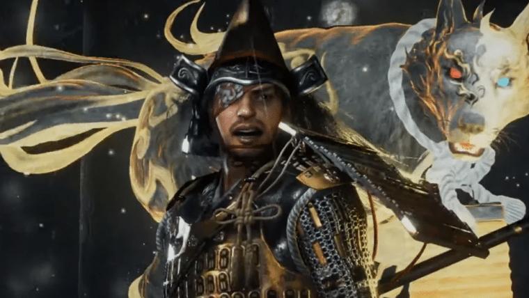 Nioh 2 ganha novo trailer com novos Yokais