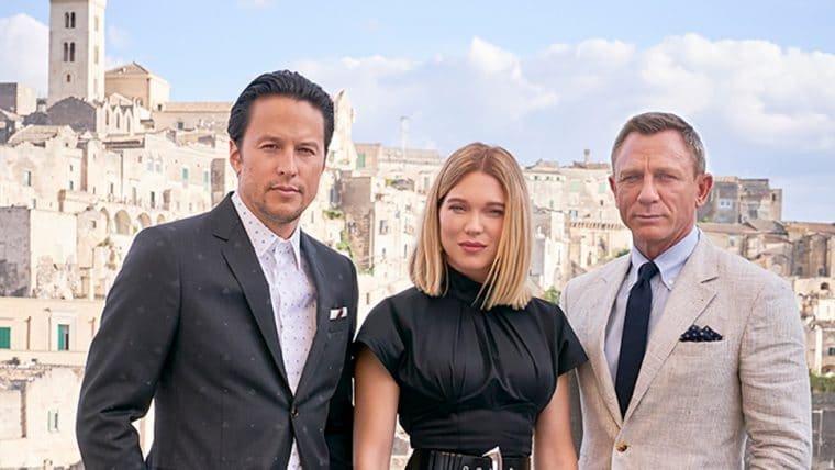 007: No Time To Die | Fotos mostram que as filmagens chegaram à Itália