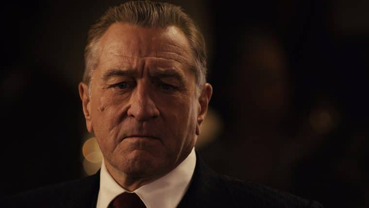 O Irlandês | Novo trailer mostra a vida de crimes do personagem de Robert De Niro
