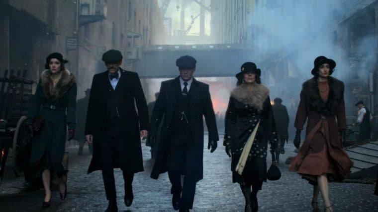 Peaky Blinders   Trailer da quinta temporada mostra o começo de uma guerra