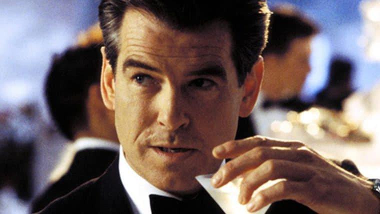 Pierce Brosnan acredita que está na hora de 007 ser vivido por uma mulher