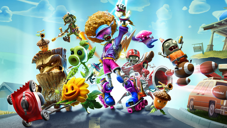 Testamos Plants vs. Zombies: Battle For Neighborville
