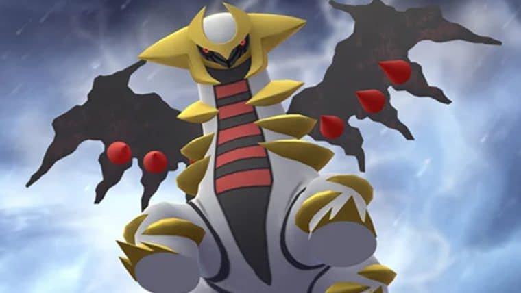 Pokémon GO | Giratina retornará para as raids com sua versão Shiny
