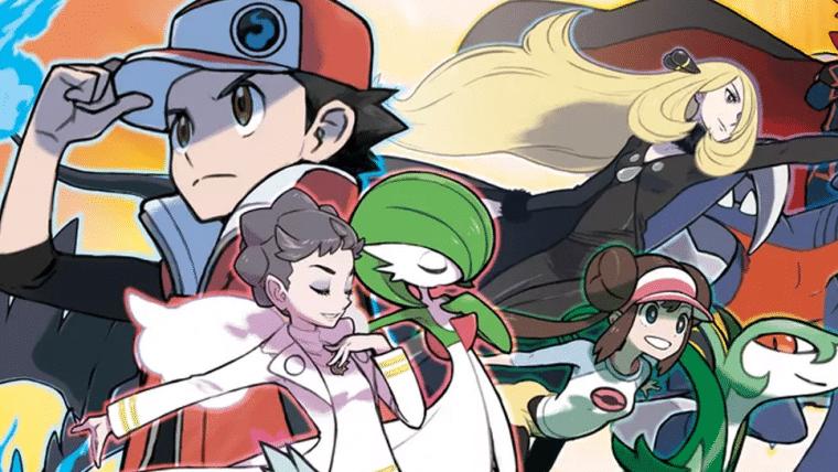 Pokémon Masters ultrapassa marca de 10 milhões de downloads