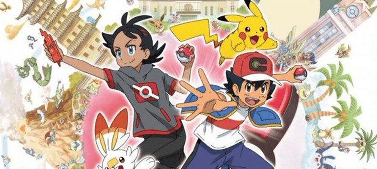 Pôster pode confirmar rumores sobre novo anime de Pokémon