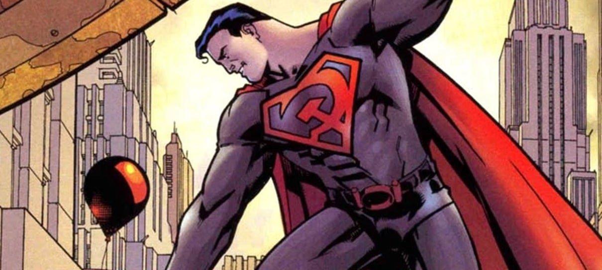 Primeira imagem do filme animado de Superman: Entre a Foice e o Martelo é revelada