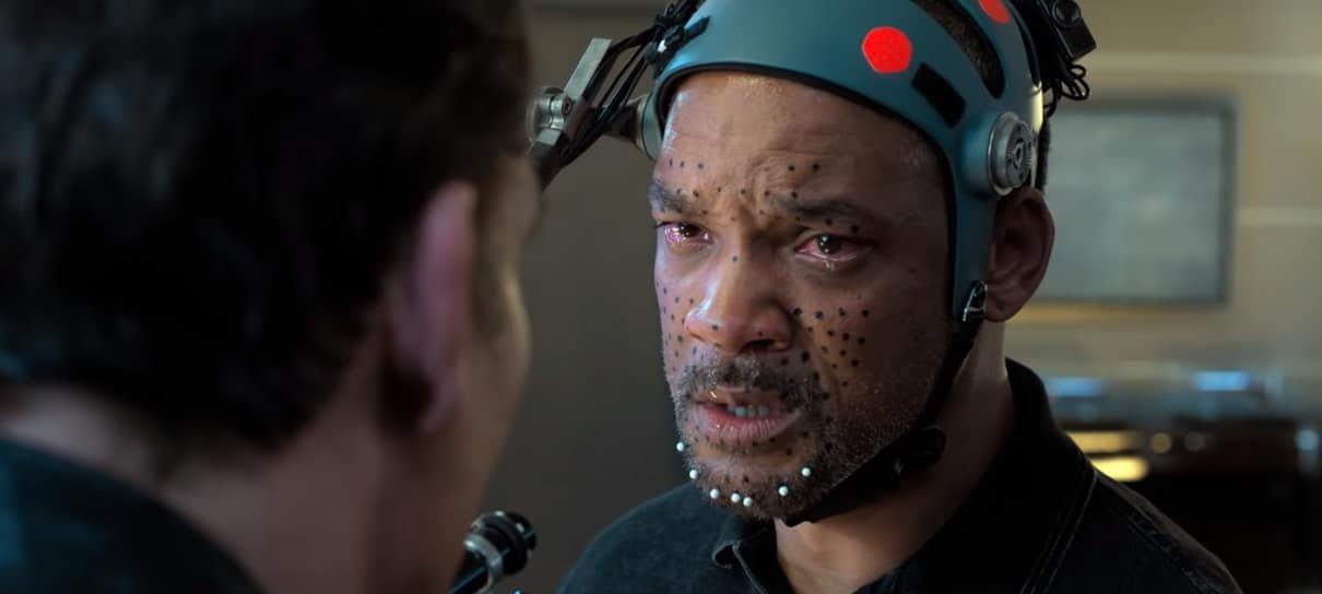 Projeto Gemini, novo filme de Will Smith, inova com um 3D aperfeiçoado