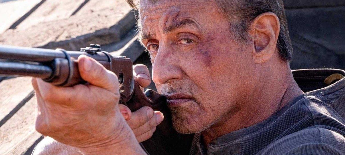 Rambo: Até o Fim   Criador da franquia diz que está envergonhado com o filme