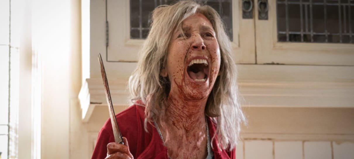 Remake de O Grito ganha imagens horripilantes
