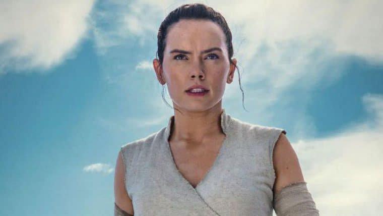 Star Wars: A Ascensão Skywalker   Nova imagem traz Rey em destaque