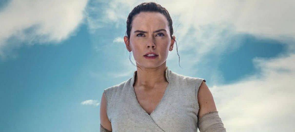 Star Wars: A Ascensão Skywalker | Nova imagem traz Rey em destaque