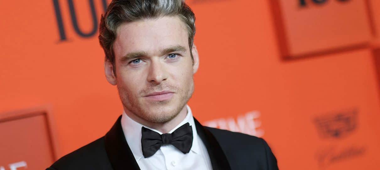 Os Eternos | Richard Madden diz que ainda há atores a serem anunciados