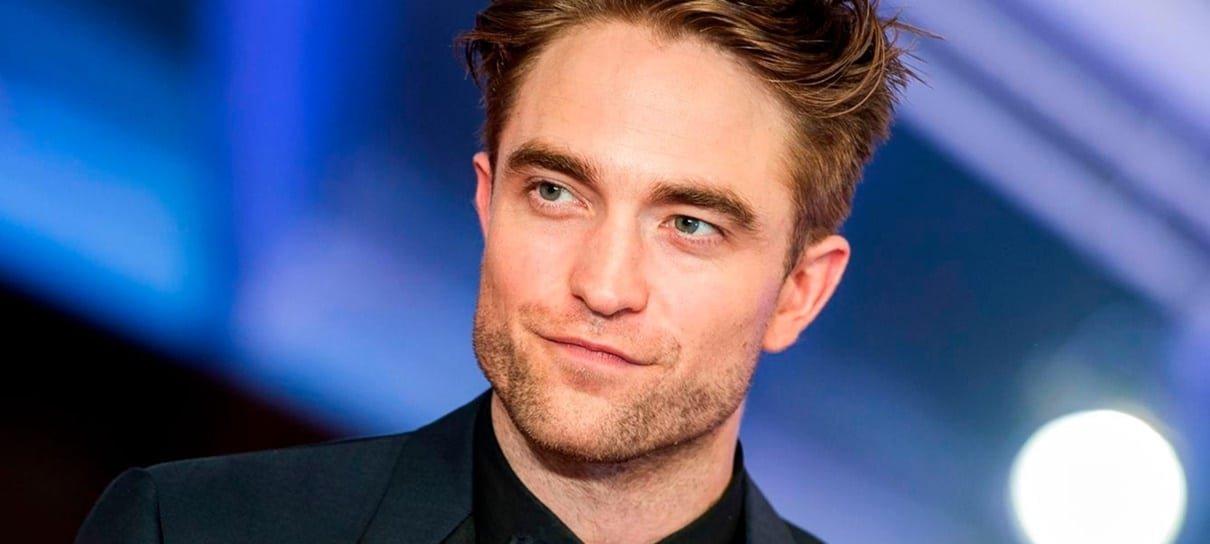 Robert Pattinson revela que queria interpretar Batman há muito tempo