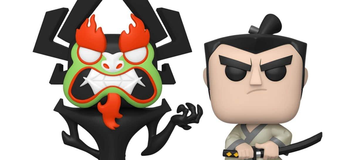 Funko revela colecionáveis de Samurai Jack, Stan Lee e outros exclusivos da NYCC
