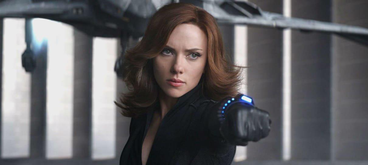 Scarlett Johansson defende o destino de Viúva Negra em Vingadores: Ultimato