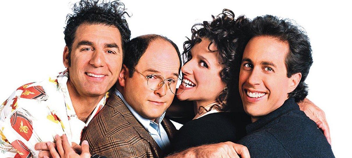 Seinfeld estará disponível na Netflix a partir de 2021