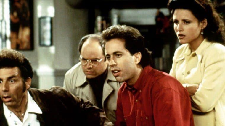 Jerry Seinfeld brinca com reboot da série no Twitter