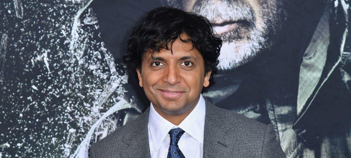 M. Night Shyamalan lançará dois filmes com a Universal até 2023