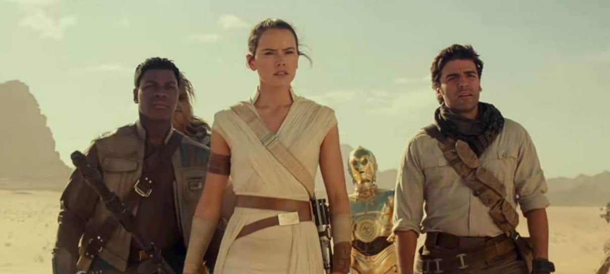 Star Wars: A Ascensão Skywalker ganha sinopse oficial