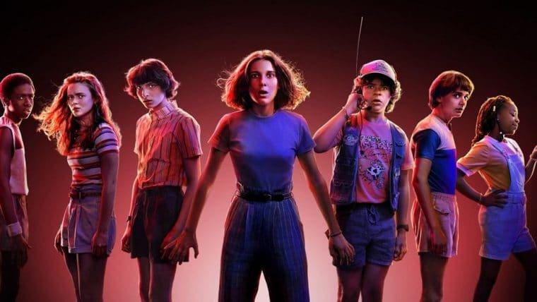 Stranger Things | Netflix confirma quarta temporada com teaser sombrio