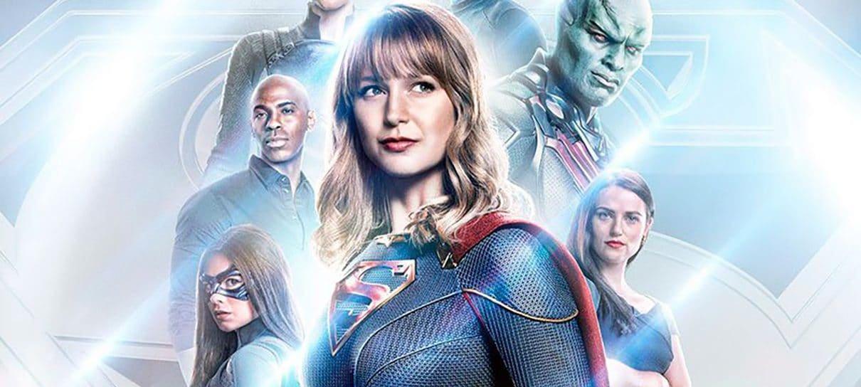 Supergirl está com novo visual em pôster da quinta temporada