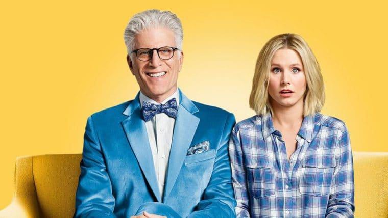 The Good Place | Teaser relembra as três temporadas da série