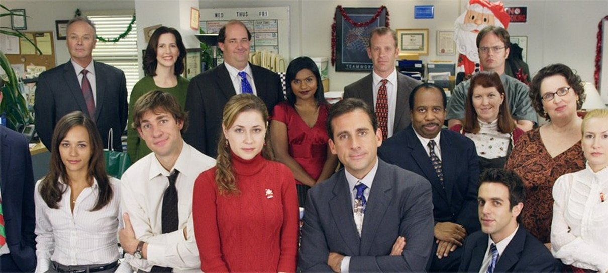 The Office pode ter um reboot, segundo a NBC