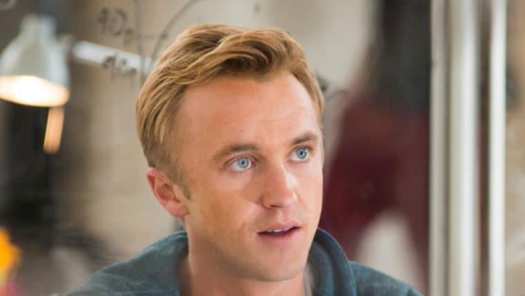 Tom Felton, de Harry Potter, vai estrelar novo filme da Netflix