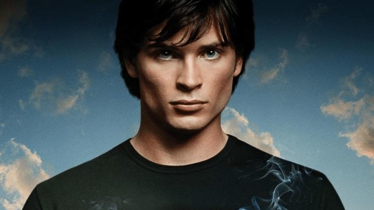 Tom Welling vai reprisar papel de Smallville no Arrowverse