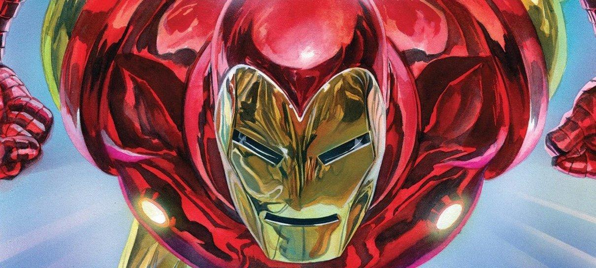Marvel cancela a HQ Tony Stark: Iron Man e anuncia a última edição para dezembro