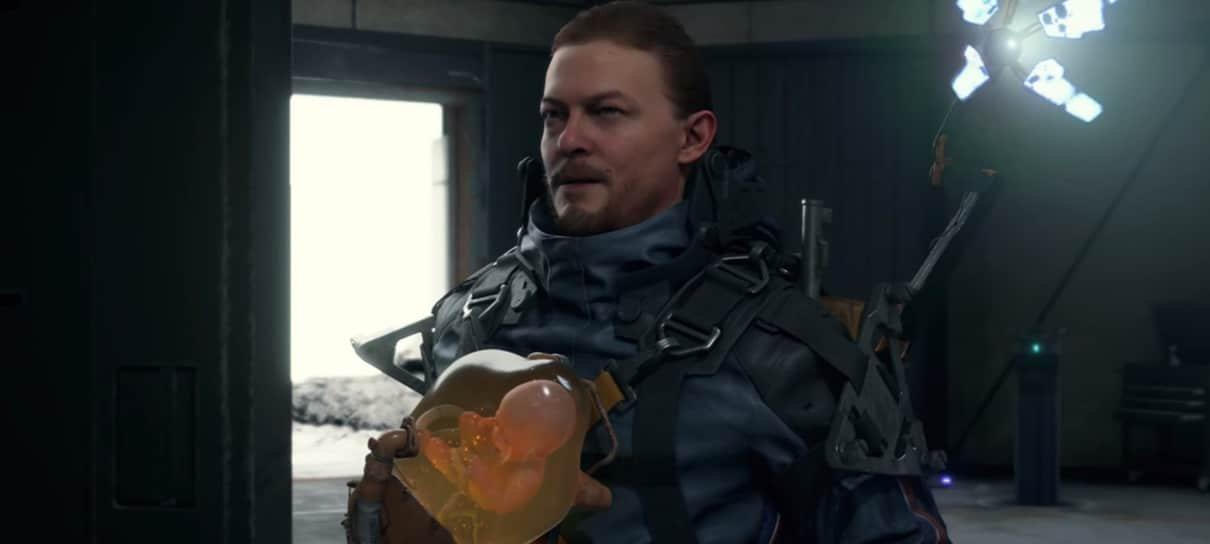 Trailer de Death Stranding reacende teorias de que o jogo tem ligação com o P.T.