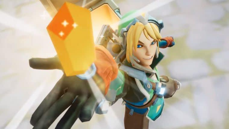 Vídeo imagina Link como um herói de Overwatch