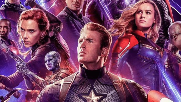 Vingadores: Ultimato é o filme que ficou mais tempo em cartaz em 2019