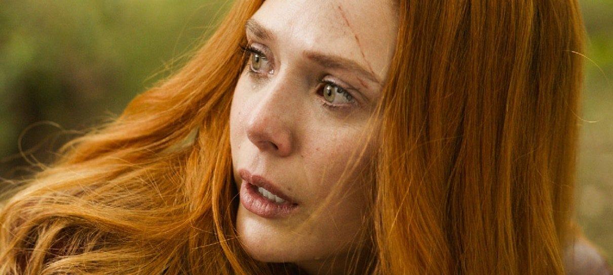WandaVision | Série será uma mistura de sitcom com filme épico da Marvel, diz diretor