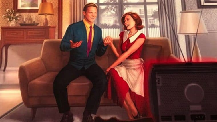 WandaVision   Série será uma mistura de sitcoms americanas, diz Elizabeth Olsen