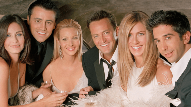 Warner Channel exibirá as 10 temporadas de Friends na semana que vem