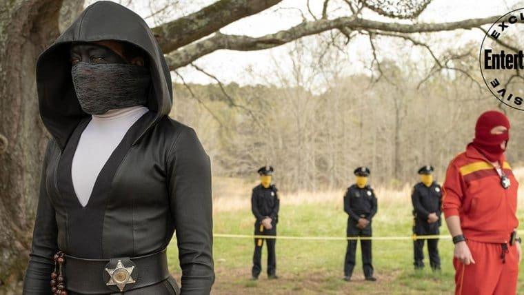 Série de Watchmen leva em conta os acontecimentos das HQs