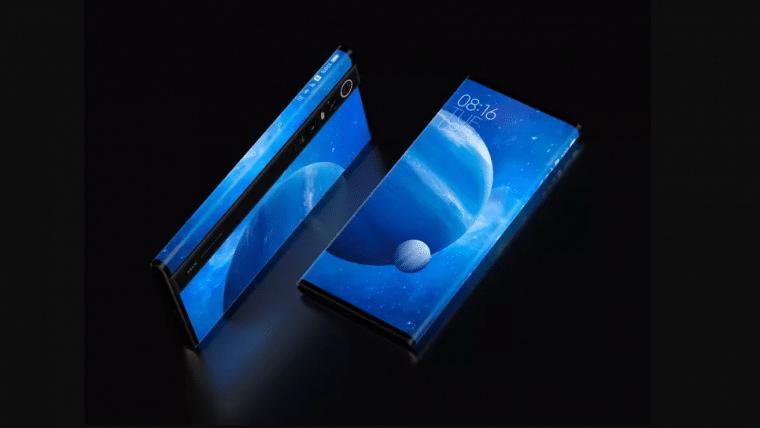 Xiaomi anuncia Mi Mix Alpha, com tela dos dois lados do aparelho