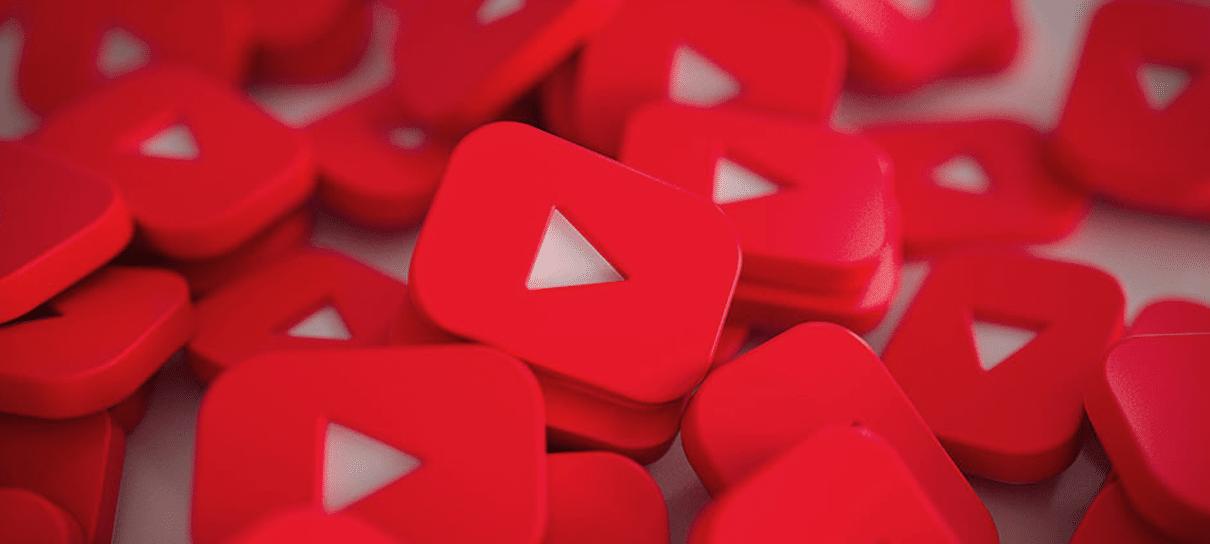 Número de canais com 10 milhões de inscritos no YouTube quase dobrou no Brasil