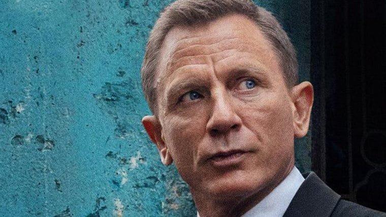 Novo 007 ganha pôster e título oficial em português