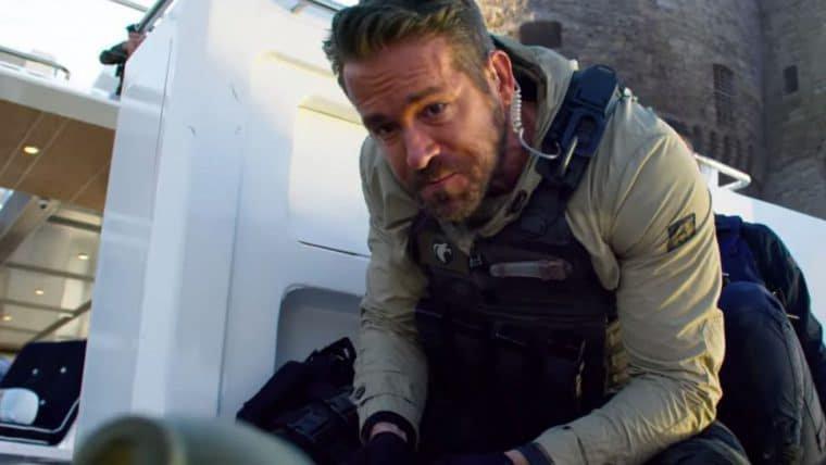 Esquadrão 6 | Ryan Reynolds explode tudo em trailer do novo filme de Michael Bay