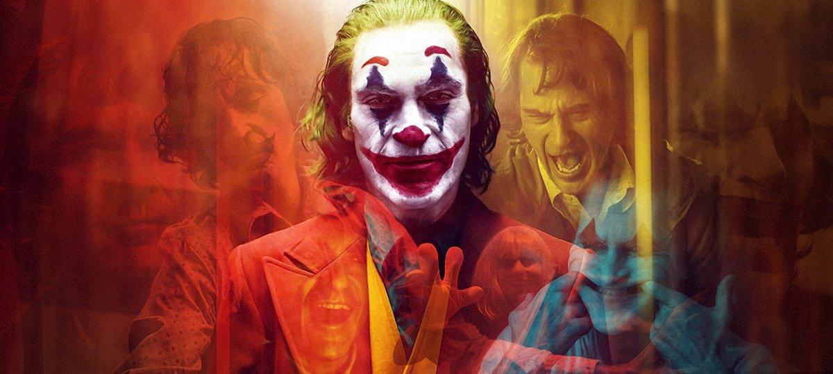 Coringa, o Joker, o Palhaço