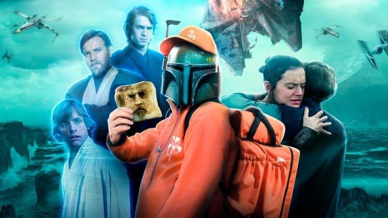 O futuro de Star Wars